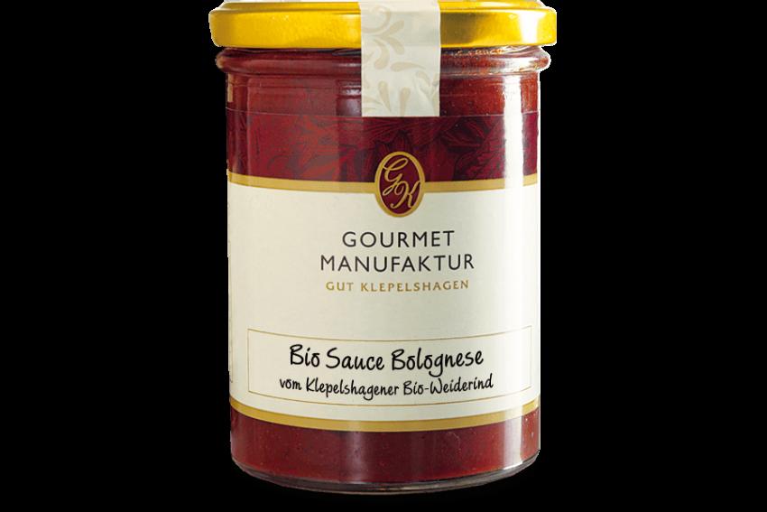 Bio Sauce Bolognese