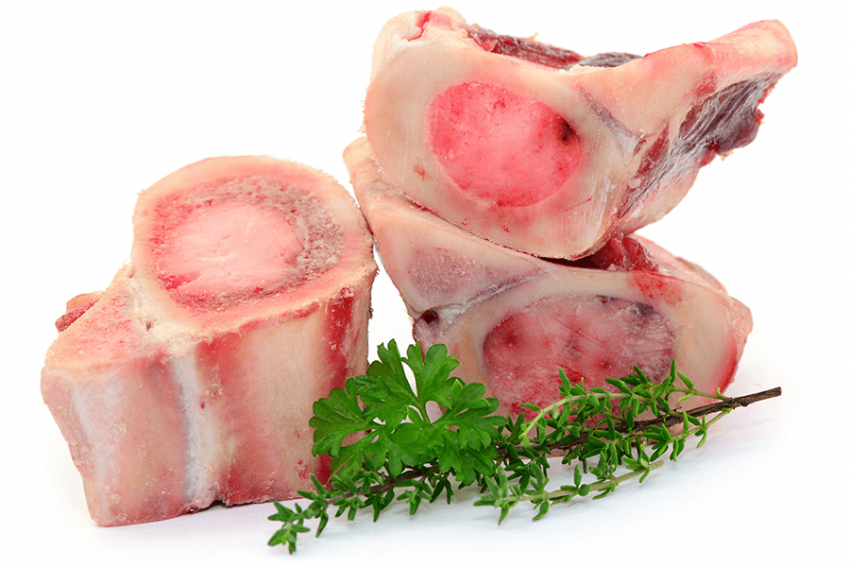 Rindermarkknochen